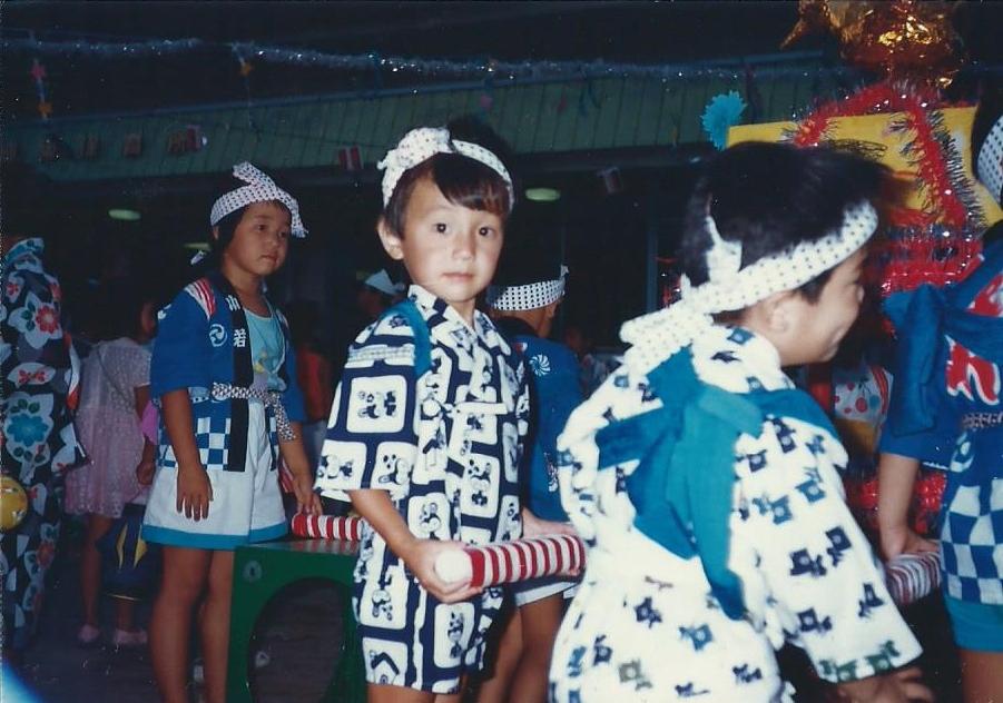 【日常】 子供の頃の写真