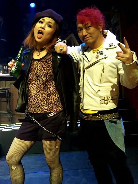 薩川朋子とヒロキチ