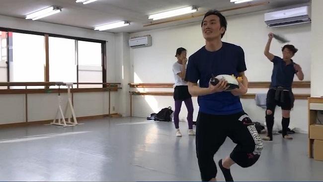 【演劇】バレエ発表会に向けて