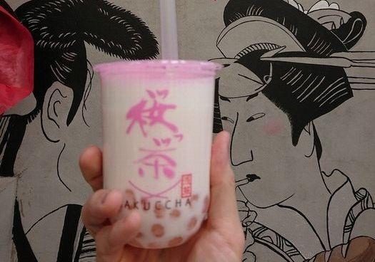 【浅草グルメ】桜っ茶 SAKUCCHA(さくっちゃ)