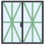 【ライフハック】窓ガラスに養生テープを貼ると応力集中で割れやすくなるというのは本当か?