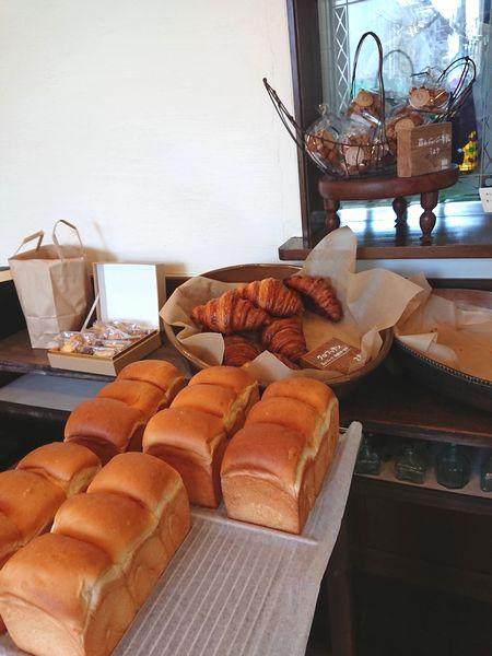 アトリエダイジローのパン