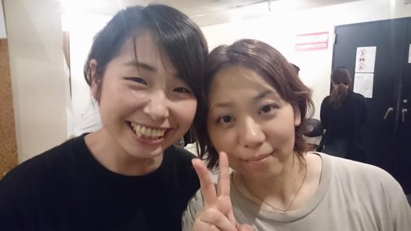 永田涼香&永島広美
