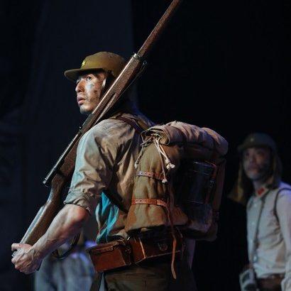 【演劇】KEISOUを走り抜いたオトコ・真壁勇樹