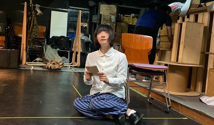【演劇】KEISOUを走り抜いたオンナ・中山ヤスカ