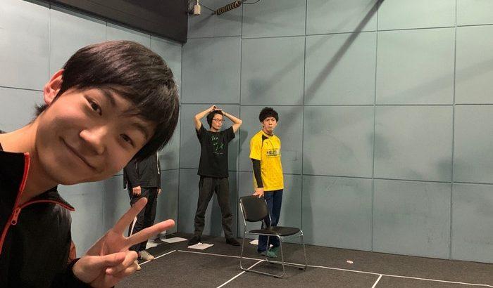 【演劇】KEISOUを走り抜けたオトコ・團悠哉