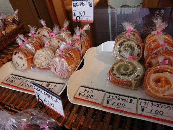 食パンラウンド100円
