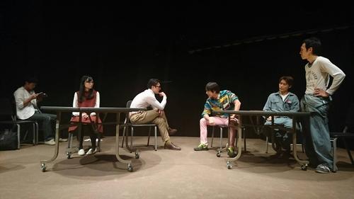 【演劇】 ラクリーメ・ロッセの読書会、始まったYO!