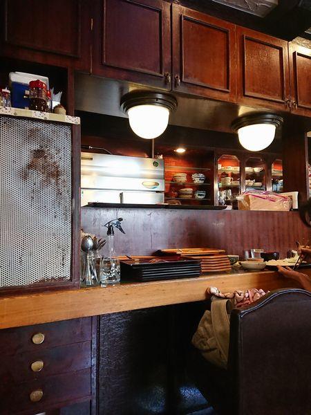 浅草の老舗の喫茶店