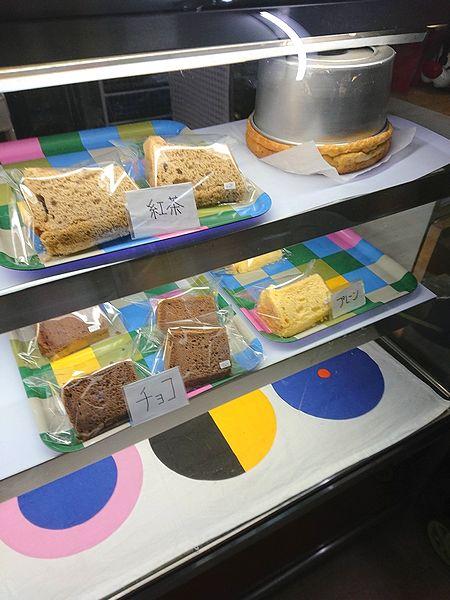 シフォンヶーキ