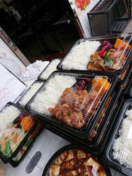 浅草街中華のお弁当