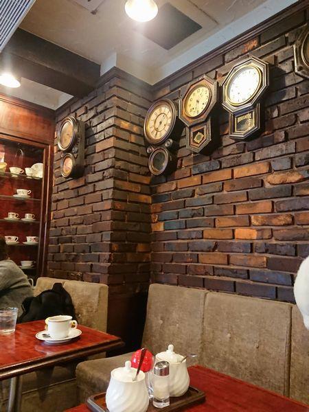 奥浅草のレトロ喫茶