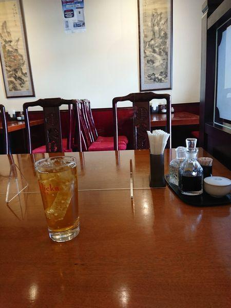 浅草の中華料理店