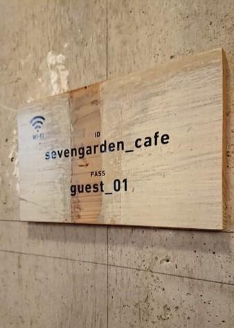 wifiカフェ