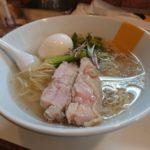 【浅草グルメ】塩生姜らー麺専門店 MANNISH 浅草店