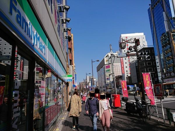 浅草ファミリーマート