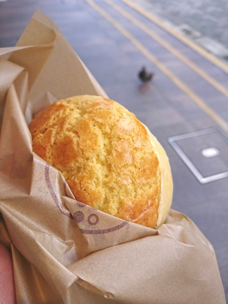 チーズボーローホー