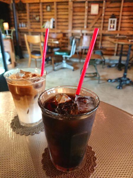 浅草カフェのドリンク