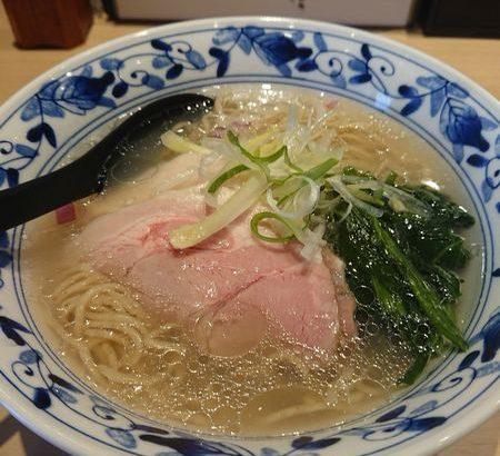 【浅草グルメ】貝出汁らぁ麺 海美風(うみかぜ)