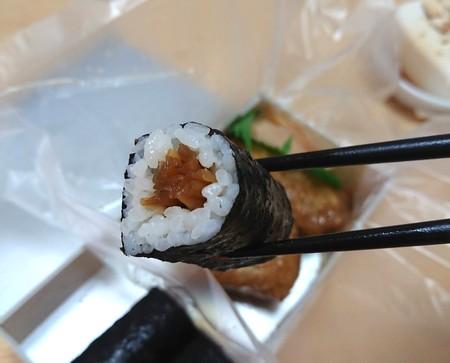 志乃多寿司のかんぴょう巻き