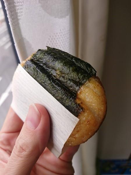 浅草グルメのぽたぽた餅