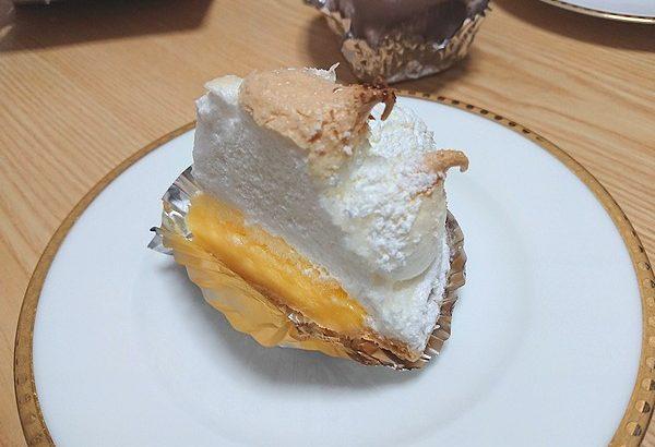 【浅草グルメ】洋菓子レモンパイ