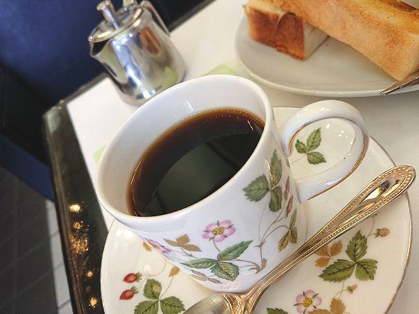 カリブのコーヒー