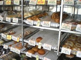 パンの移動販売