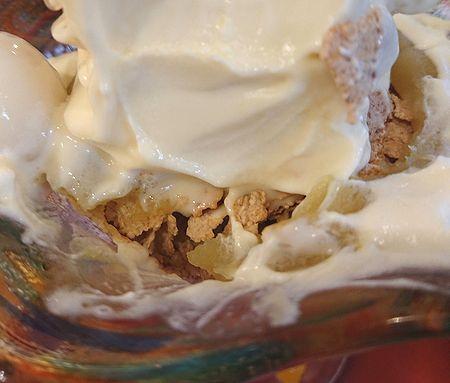 豆乳クリームと芋クリーム