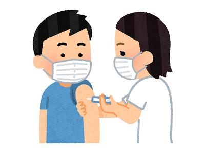 【日常】子供発熱でワクチン接種受けられず(涙)