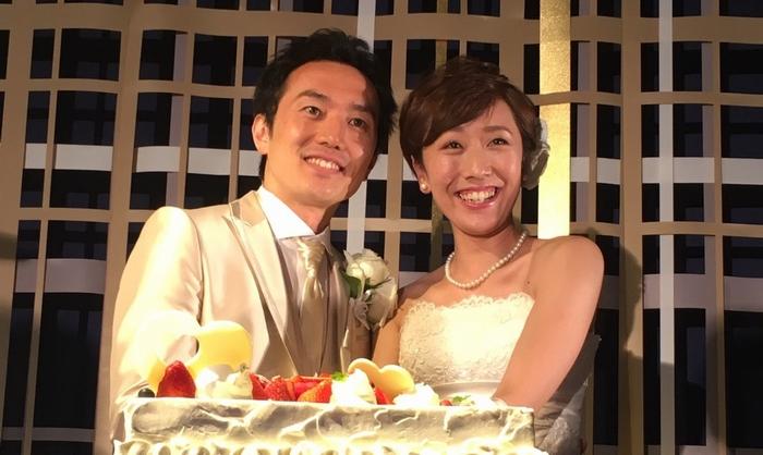 中西浩と宮内麻衣の結婚式