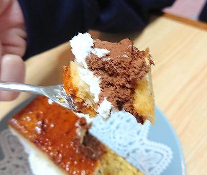 サンマルクのふんわりチョコレートクリーム