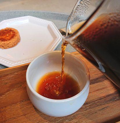 浅草で飲む自家製焙煎の珈琲