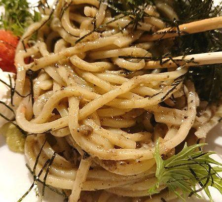【浅草グルメ】麺パスタMINORI