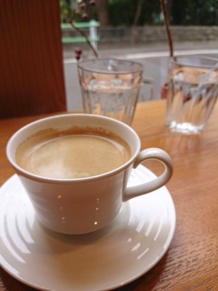 ミチクサのカフェ