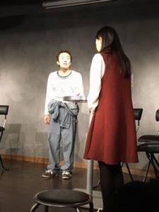 ラクリーメ・ロッセの読書会バーコレド公演