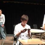 【演劇】 「ラクリーメ・ロッセの読書会」も折り返し