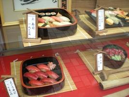 浅草寿司屋通りの寿司ランチ