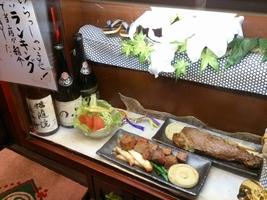 浅草の老舗の鉄板料理