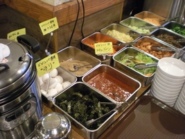 浅草の韓国料理