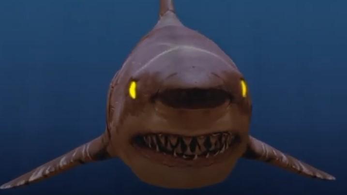 デビルシャークのサメ