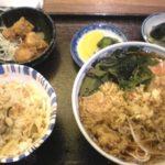 【浅草グルメ】蕎麦庭 甲州屋