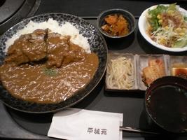 【浅草グルメ】和牛炭火焼肉 平城苑 浅草雷門店