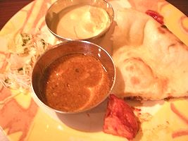 【浅草グルメ】インド・バングラデシュ料理 シャゴリカ