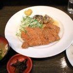 【浅草グルメ】とんかつ・レストラン 浅草 豚八