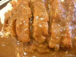 キッチン南海のカツカレーはどこか懐かしい味