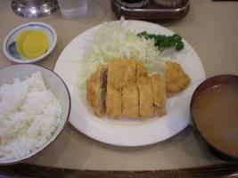 【浅草グルメ】とんかつ洋食 とん久