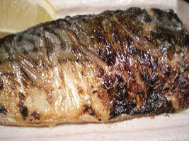 浅草でワンコインの焼魚定食