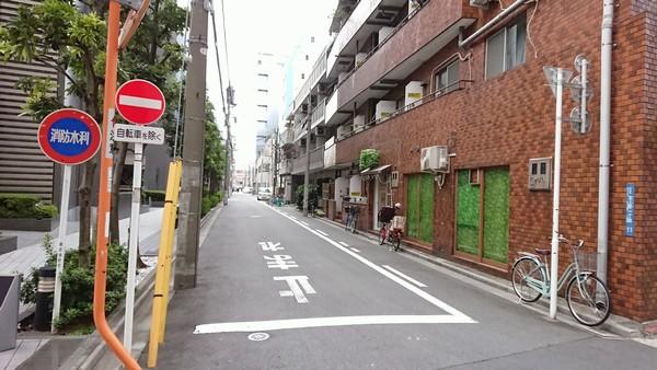 上野ストアハウスのアクセス