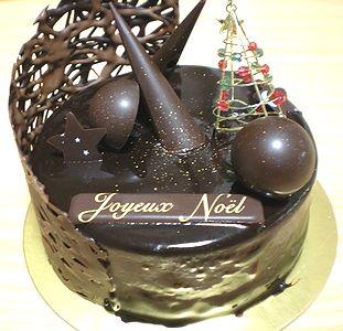 チョコレートの4号ケーキ